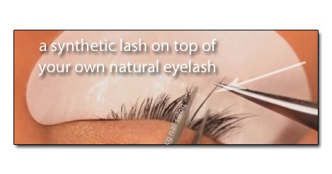 Eyelash Extensions look completely Natural | Eyelash Extensions Regina