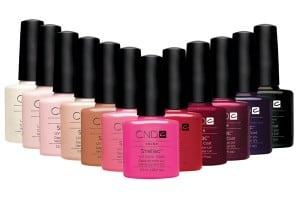 shellac the power polish colors