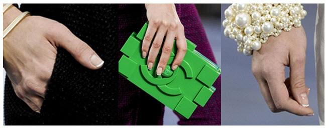 french manicure gel nails | cg nail salon regina