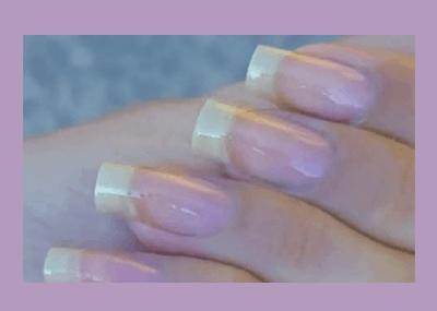 Natural Nails Tips