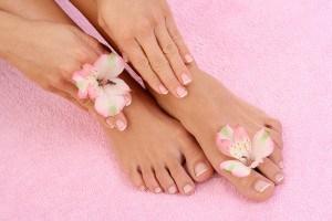 Beautiful feet naturally – Recipes for home | Foot Scrub