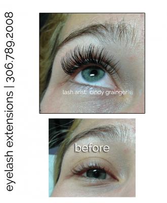 eyelash extensions  vs false eyelashes keeisaha aug 29