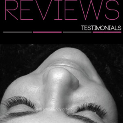 specializing in eyelash extensions in regina reviews and testimonials