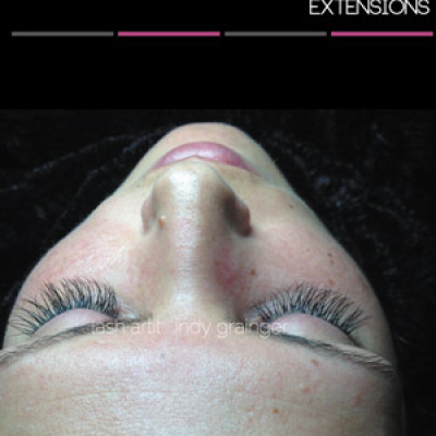 eyelash extensions review from erika s picture of closed eye