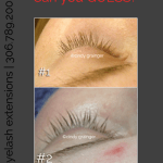 Do Eyelash Extensions damage natural lashes?