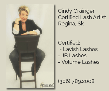 online booking available with certified lash artist cindy grainger