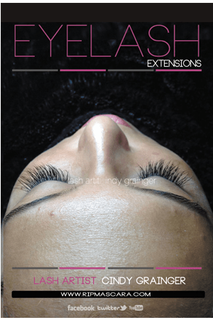 eyelash extensions before and after kayleigh closed eye november 2014