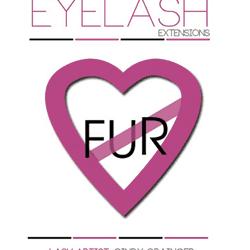 Genuine Fur Mink Eyelash Extensions
