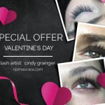 Valentine's Day Special – Eyelash Extensions