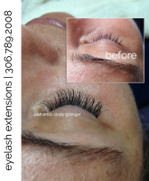 eyelash extensions carol daniels sept 10 closed eye