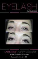 kate eyelash extensions open eye