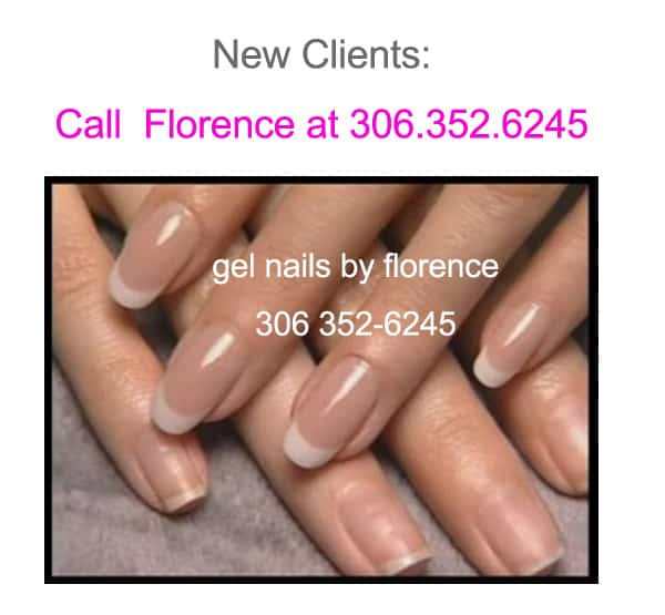 gel nails regina new clients florence grainger
