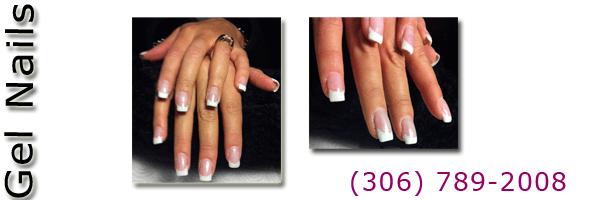 Gel Nails Regina - Untouched Client Photo