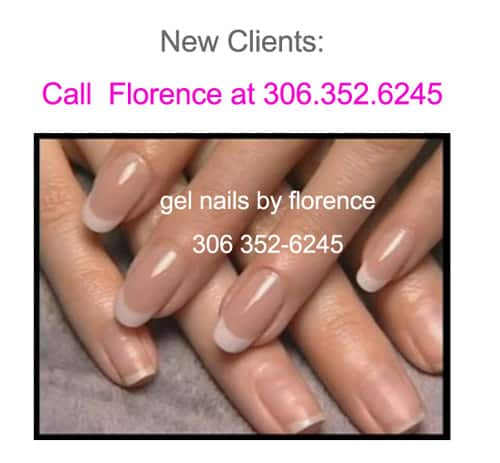 Regina nail salon specializing in gel nails and shellac for 306 salon regina