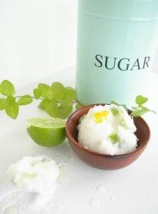 cg nail salon regina sugar and citrus foot scrub