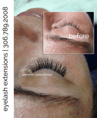 eyelash extensions vs false eyelashes carol daniels sept 10 closed eye