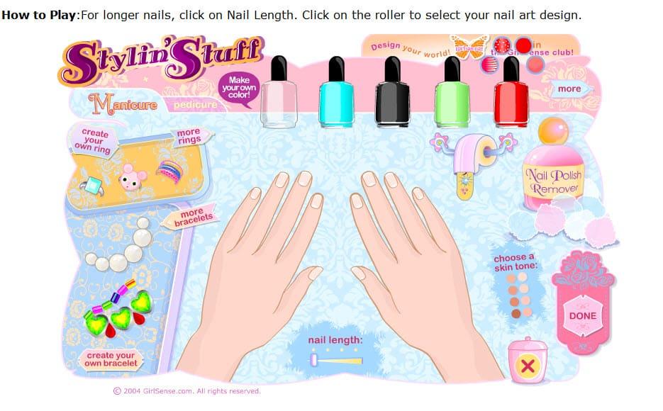 Nail Polish Birthday Party Ideas | Nails Regina | CG Nail Salon Regina