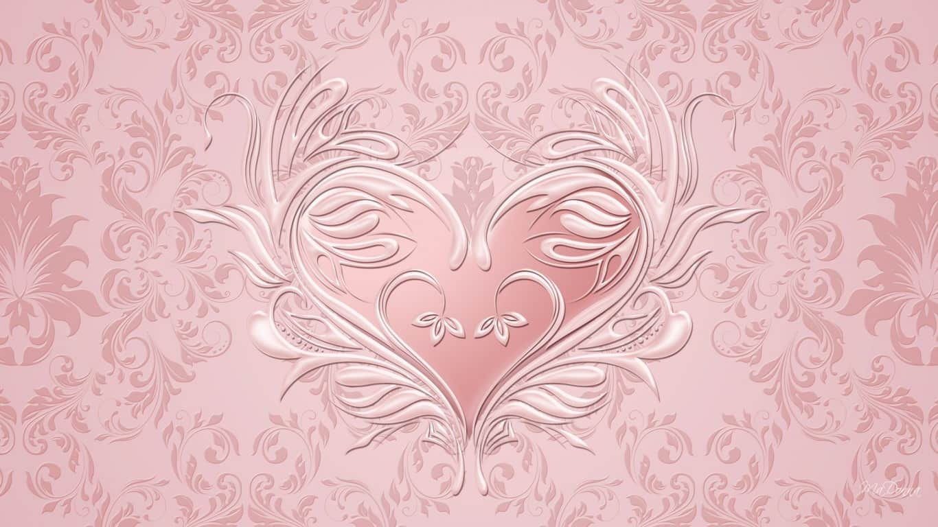 lace pearls pink wallpaper - photo #15