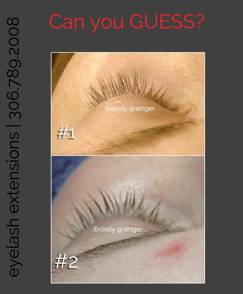 Do Eyelash Extensions Damage Natural Lashes