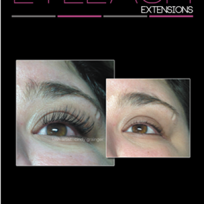eyelash extensions before and after callie november 2014