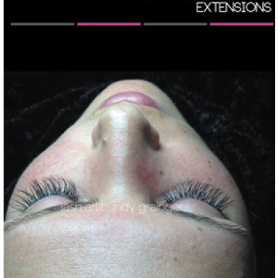 eyelash extensions before and after erika sven december 2014