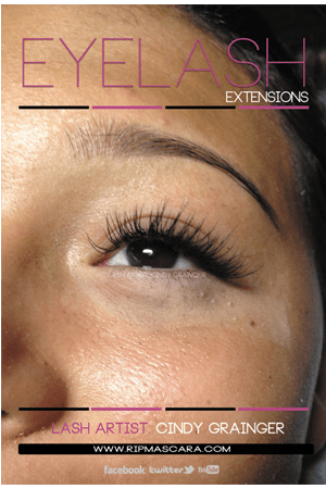 eyelash extensions before and after kayleigh november 2014